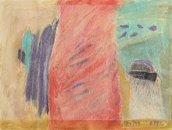 Tony O'Malley, Maguez (1992) at Morgan O'Driscoll Art Auctions