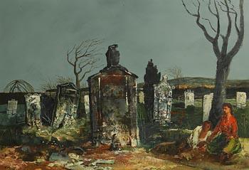 Daniel O'Neill, Peace at Morgan O'Driscoll Art Auctions