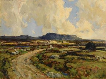 James Humbert Craig, Muckish, Co. Donegal at Morgan O'Driscoll Art Auctions