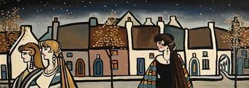 Markey Robinson, Stars of the Evening at Morgan O'Driscoll Art Auctions