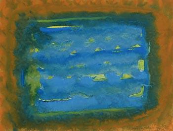 Spring Pool (2005) at Morgan O'Driscoll Art Auctions