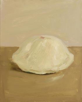 Pat Harris, White Pumpkin (1999) at Morgan O'Driscoll Art Auctions