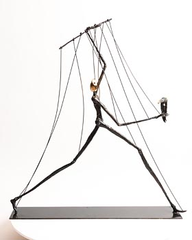 Patrick O'Reilly, Marionette at Morgan O'Driscoll Art Auctions