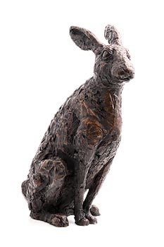 Stephen McKeown, Sitting Hare (2006) at Morgan O'Driscoll Art Auctions