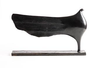 Anna Linnane, Flag Bird at Morgan O'Driscoll Art Auctions