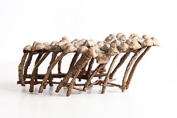 John Behan, Mushrooms in a Wexford Shed - Homage to Derek Mahon at Morgan O'Driscoll Art Auctions
