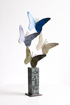 Ray Delaney, Kaleidoscope (2021) at Morgan O'Driscoll Art Auctions