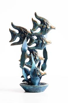 Amed Milad, Amal Fish at Morgan O'Driscoll Art Auctions