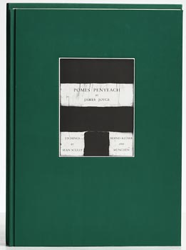 Sean Scully, Pomes Penyeach by James Joyce (1993) at Morgan O'Driscoll Art Auctions