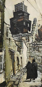 Mill Building, Galway at Morgan O'Driscoll Art Auctions