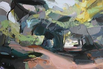 Marie Theresa Keown, Phoenix Park at Morgan O'Driscoll Art Auctions