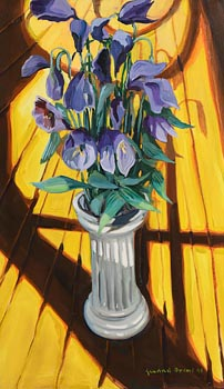 Gerard Byrne, Still Life with Flowers (1995) at Morgan O'Driscoll Art Auctions