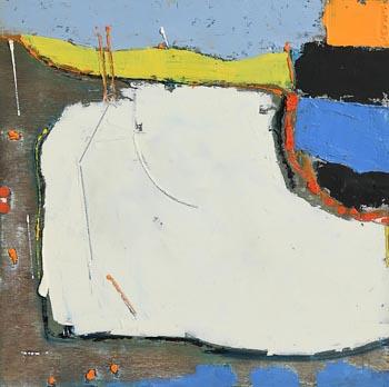 Mike Fitzharris, Huerta / Orchard at Morgan O'Driscoll Art Auctions