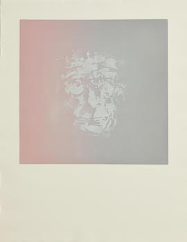 Louis Le Brocquy, Samuel Beckett at Morgan O'Driscoll Art Auctions