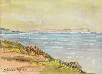 Edith Oenone Sommerville, Looking Towards Toe Head (1903) at Morgan O'Driscoll Art Auctions