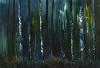 Michael Gemmell, Mystical Woods at Morgan O'Driscoll Art Auctions