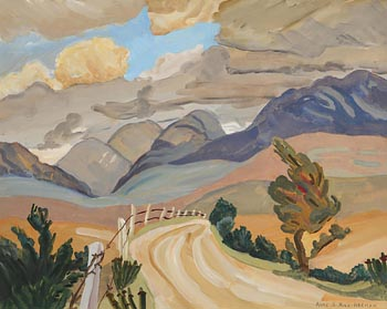 Anne S. King, Into the West at Morgan O'Driscoll Art Auctions