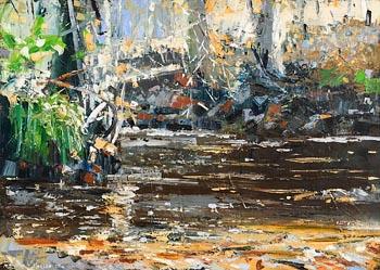 Late Autumn (2020) at Morgan O'Driscoll Art Auctions