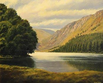 Alan Kenny, Glendalough at Morgan O'Driscoll Art Auctions