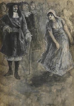 John Butler Yeats, Mutual Admiration at Morgan O'Driscoll Art Auctions
