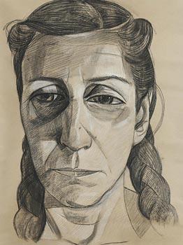 James Hague, Gaze at Morgan O'Driscoll Art Auctions