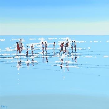 John Morris, Morning Light at Morgan O'Driscoll Art Auctions