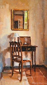 Mark O'Neill, The Writing Table (2010) at Morgan O'Driscoll Art Auctions