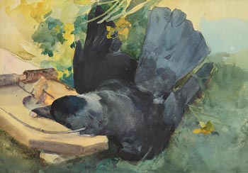 Mildred Anne Butler, Caught in a Trap at Morgan O'Driscoll Art Auctions