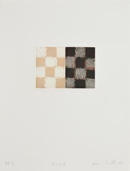 Sean Scully, Fold (2000) at Morgan O'Driscoll Art Auctions