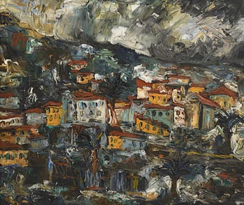 Kenneth Hall, Crete (1938) at Morgan O'Driscoll Art Auctions