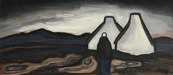 Markey Robinson, Coming Winter at Morgan O'Driscoll Art Auctions