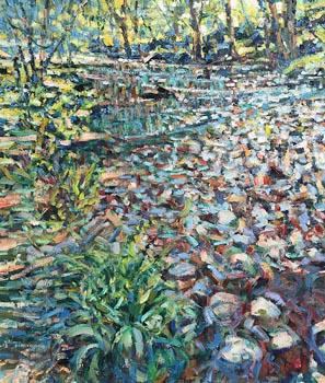 Arthur K. Maderson, Evening, Colligan Woods at Morgan O'Driscoll Art Auctions