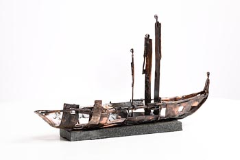 William Robinson, Ghosts of the Famine Shipwreck at Morgan O'Driscoll Art Auctions