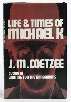 J.M. Coetzee, Life and Times of Michael K at Morgan O'Driscoll Art Auctions