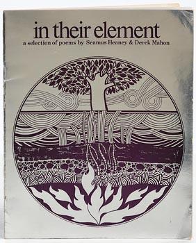 Seamus Heaney, In Their Element (by Seamus Heaney & Derek Mahon) at Morgan O'Driscoll Art Auctions
