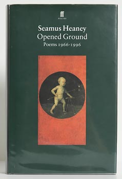 Seamus Heaney, Opened Ground at Morgan O'Driscoll Art Auctions