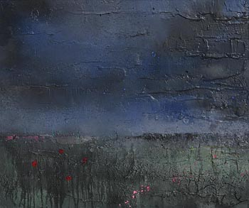 Colin Flack, Evening Light at Morgan O'Driscoll Art Auctions