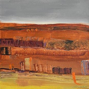 Michael Gemmell, Wicklow Bog at Morgan O'Driscoll Art Auctions