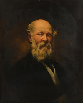 19th Century English School, Portrait of a Gentleman at Morgan O'Driscoll Art Auctions