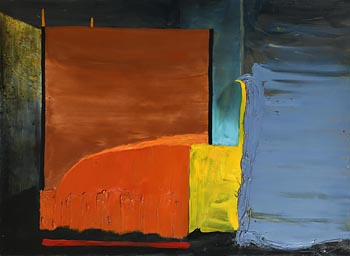 Tom Climent, Abstract at Morgan O'Driscoll Art Auctions