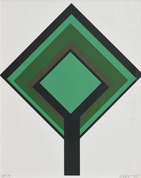 Patrick Scott, Untitled (1975) at Morgan O'Driscoll Art Auctions