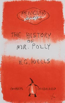 Neil Shawcross, Penguin Book Cover (2009) at Morgan O'Driscoll Art Auctions