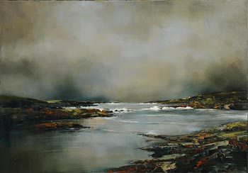 Annemarie Bourke, Serenity at Morgan O'Driscoll Art Auctions