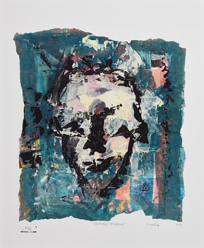 John Kingerlee, Certainly Madame (2020) at Morgan O'Driscoll Art Auctions