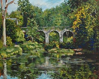 Henry Morgan, Summer Reflections (1994) at Morgan O'Driscoll Art Auctions