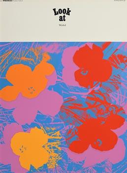 Andy Warhol, Look at Warhol at Morgan O'Driscoll Art Auctions