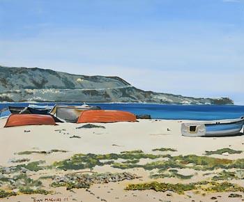 Sian Maguire, Still Beach, Sicily (2001) at Morgan O'Driscoll Art Auctions