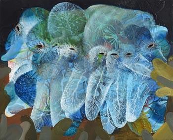 Sebastian Gogel, Blubber (2003) at Morgan O'Driscoll Art Auctions