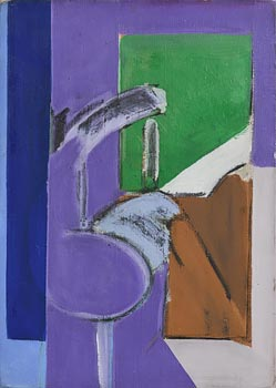 Noel Sheridan, Chair (1967) at Morgan O'Driscoll Art Auctions