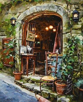 Mark O'Neill, The Treasure Trove at Morgan O'Driscoll Art Auctions